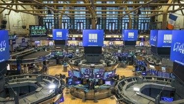 Wall Street has been shaken up by the coronavirus.