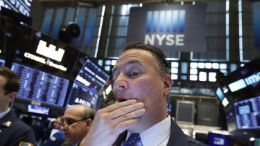 Global markets have been tumbling.