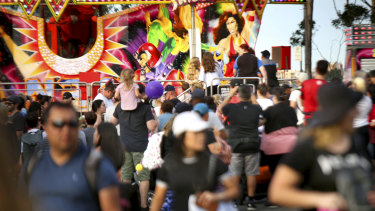 Organisers of the Sydney Royal Easter Show say the event will go on despite the coronavirus outbreak.