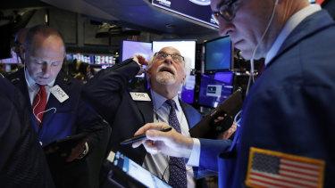 Wall Street closed higher across the board.