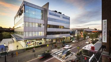 Yuhu bought the Bakehouse Quarter precinct in Strathfield for $380 million.