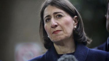 Premier Gladys Berejiklian proposed the use of incentives to attract foreign students to the regions.