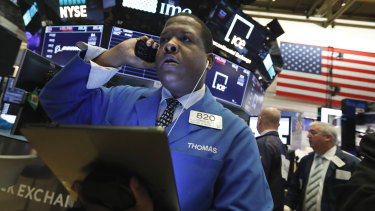 After starting the week with its worst day since October, Wall Street surged back on Tuesday.
