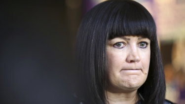 Rugby Australia chairman Paul McLean came to the defence of his embattled chief executive Raelene Castle.