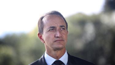 Liberal MP Dave Sharma