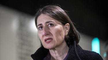 NSW Premier Gladys Berejiklian's handling of a council grants fund has been criticised by the Greens and Labor.