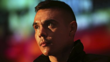 Tim Tszyu wasn't always the A-side in events featuring Steve Sparks.