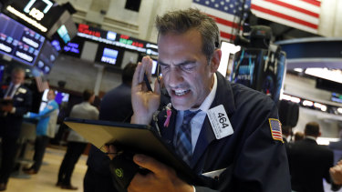 Wall Street made a negative start to the week.