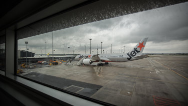 A Jetstar passenger is seeking more than $220,000 in compensation.