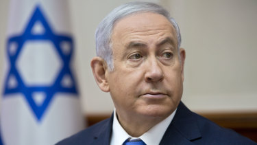 Declined invitation: Israeli Prime Minister Benjamin Netanyahu.