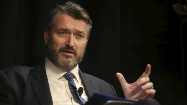 """ASIC deputy chairman Daniel Crennan says there has been a """"societal shift"""" in public expectations of higher standards of conduct."""