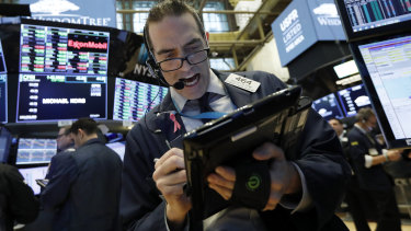 After three days of gains, Wall Street slipped on Thursday.