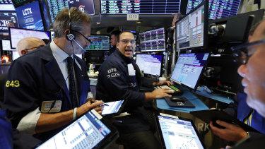 Wall Street jumped again on Thursday.