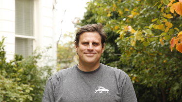 General manager of Patagonia Australia, Dane O'Shanassy, has said the activist company isn't going anywhere.