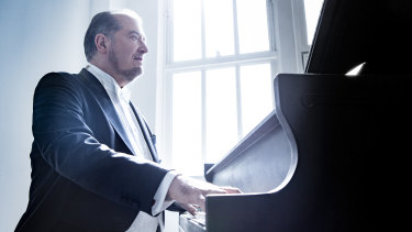 Chopin remains central to Garrick Ohlsson's repertoire.