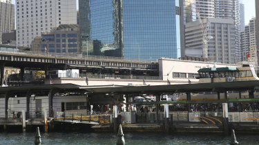 What to do with a harbourfront  gem? Build a road as ugly as the Cahill Expressway over it.
