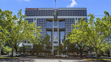 Foresters Financial has leased 465.6 sq m on level 4 at 417 St Kilda Road.