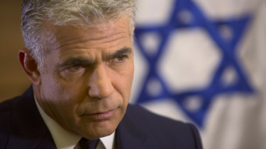 The reported target: former Finance Minister of Israel Yair Lapid.