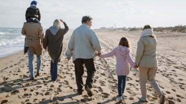 Intergenerational violence in families was not always reported in Queensland, the annual report said.