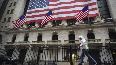 Wall Street had rallied over the past month but reality may have set in.
