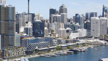 LaSalle Investment Management has sold its King Street Wharf site, Sydney.