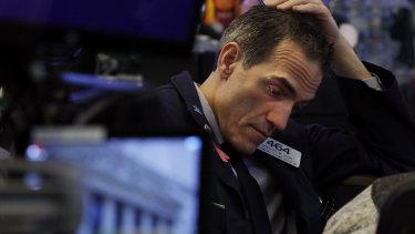 Wall Street slid lower across the board on Thursday.