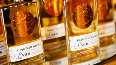Lark Whisky is a quality product.