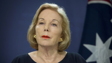 "ABC chairwoman Ita Buttrose: ""Independence is not exercised by degrees. It is absolute."""