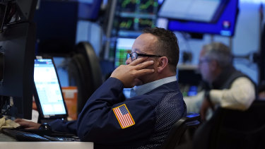 Wall Street has had a mixed session to kick off the new week.