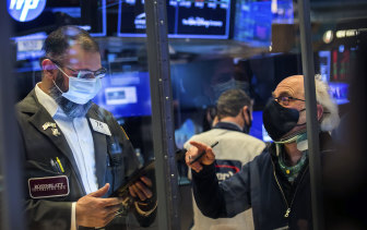 The S&P 500 rebounded from its losses earlier this week.