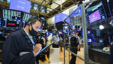 The S&P 500 is 10 per cent higher than before the pandemic hit, but tables could be about to turn.