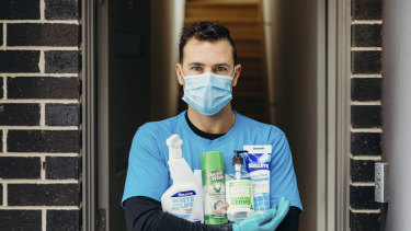 Whizz is seeing increased demand for deep cleaning in the wake of coronavirus.
