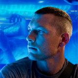 Sam Worthington in 'Avatar'.