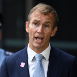 Planning Minister Rob Stokes.