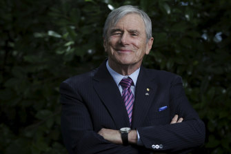 Seven Group Holdings chairman Kerry Stokes has so far been a step ahead of Boral's board.