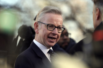 Michael Gove says he trusts Boris Johnson to get a deal and get Britain out of the European Union.