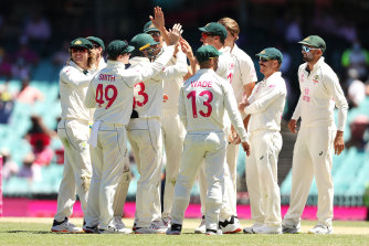 There is another hurdle in Australia's path to the World Test Championship final.