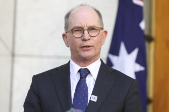 Chief Medical Officer Paul Kelly announced an extension to Victoria's COVID-19 hotspot status.
