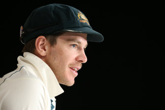 Tim Paine He S Not The Messiah And He S Only A Slightly Naughty Boy