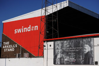 Swindon Town have never been regarded as a powerhouse of English football, on or off the field.