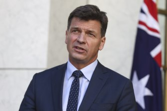 Federal Energy Minister Angus Taylor has rejected calls from environmental groups to phase out gas exports and insists the government can achieve net zero emissions.