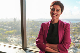 FairVine super executive chair Sangeeta Venkatesan says traditional super retirement products do not cater effectively for women.