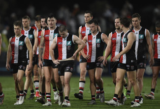 Saints bosses have spoken of the need  for a harder edge in the playing group.