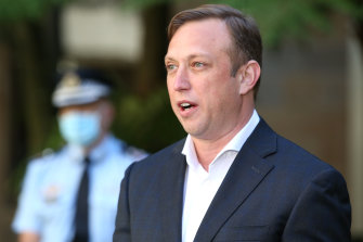 Queensland Deputy Premier Steven Miles says the discussion around lockdowns lifting at 80 per cent is oversimplified.