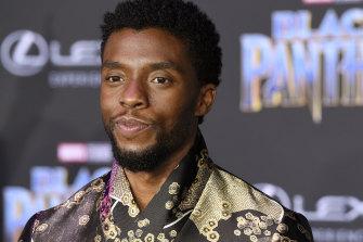 Chadwick Boseman posthumously wins best drama actor