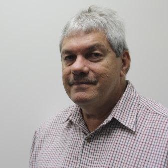 AMSANT chief executive John Paterson.