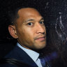 Folau launches fresh attack on gay and transgender people