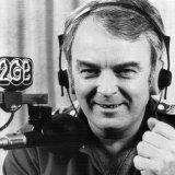 Broadcaster John Tingle in 1989.