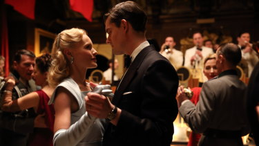 Kate Bosworth and Sam Riley star in this World War II drama.