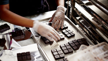Pana Chocolate is all hand-made in Richmond.